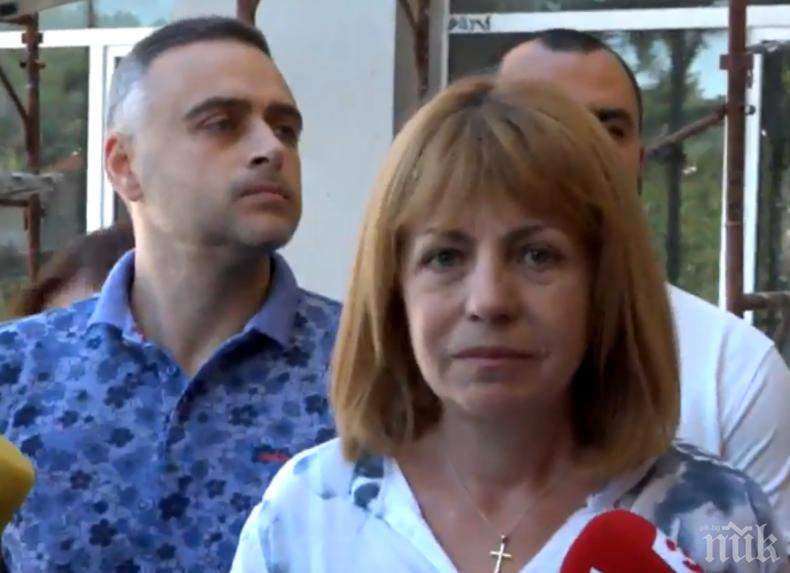 ПЪРВО В ПИК TV: Кметът Йорданка Фандъкова: Над 10,5 милиона сме дали само за училища и детски градини, това е инвестиция в кварталите (ОБНОВЕНА)