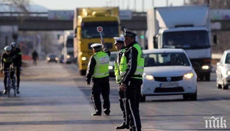 ПЪРВО В ПИК TV: КАТ с подробности за акцията срещу бързите шофьори у нас (ОБНОВЕНА)