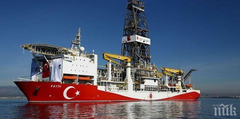 Вицепрезидентът на Турция категоричен: Ще продължим сондажите в Източното Средиземноморие