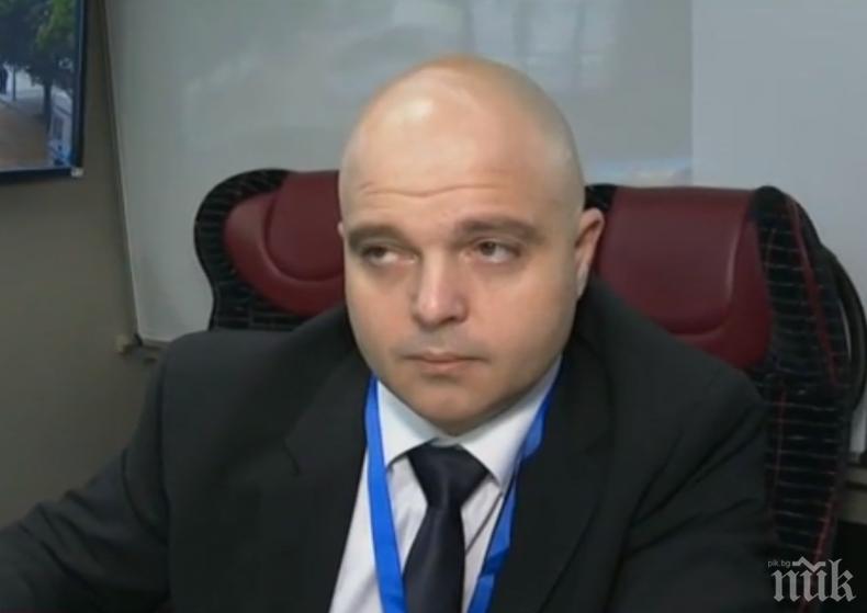 Главсекът на МВР Ивайло Иванов: Задържаните за погрома в софийско заведение не съдействат на полицията!
