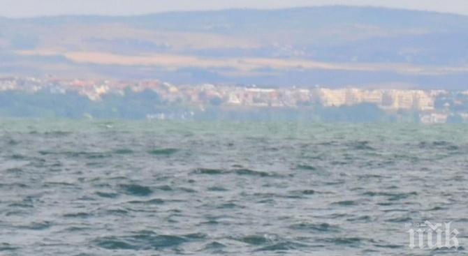 ИЗВЪНРЕДНО: Издирват момиче, изчезнало в морето на централния плаж във Варна
