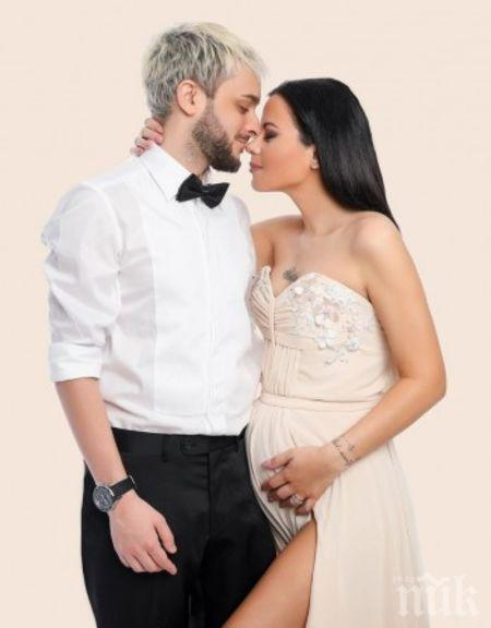 ЩУРОТЕКА: Криско спипан на чуждо, докато жена му кара тежка бременност