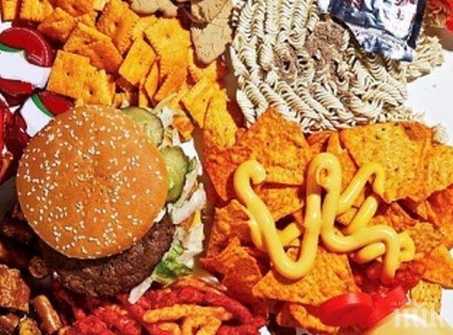 Вижте кои са петте храни, които бавно ни убиват