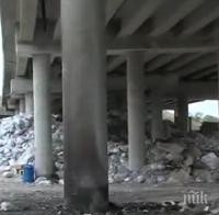 Ето колко време ще продължи ремонтът на магистрала