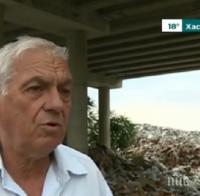 Собственикът на скандалното депо за отпадъци край