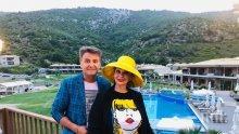 """""""Ритон"""" загрява за американско турне с гръцки плажове и концерти"""