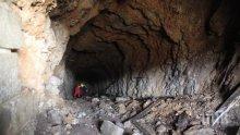 20 спасители вадят двама пещерняци, блокирани в полските Татри