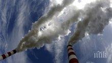 Въглеродните квоти за големите замърсители стават все по-големи