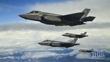 Япония си купува американски бойни самолети