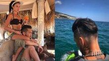 Джино Бианкалана оздравя след катастрофата с мотор: Хвърли бастуна и се метна на джет