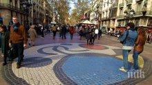 "Барселона почете жертвите от атаката на булевард ""Ла Рамбла"""