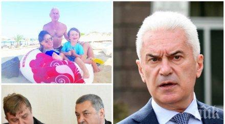 """САМО В ПИК! Волен Сидеров ексклузивно пред медията ни - викал ли е полиция на плажа в Созопол, какво е бъдещето на """"Атака"""" и имало ли е заговор срещу него"""