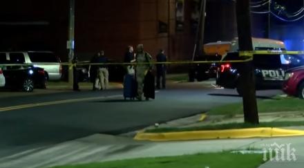 КРЪВ СЕ ЛЕЕ В САЩ! Две жертви при стрелба край университета в Алабама (ВИДЕО)