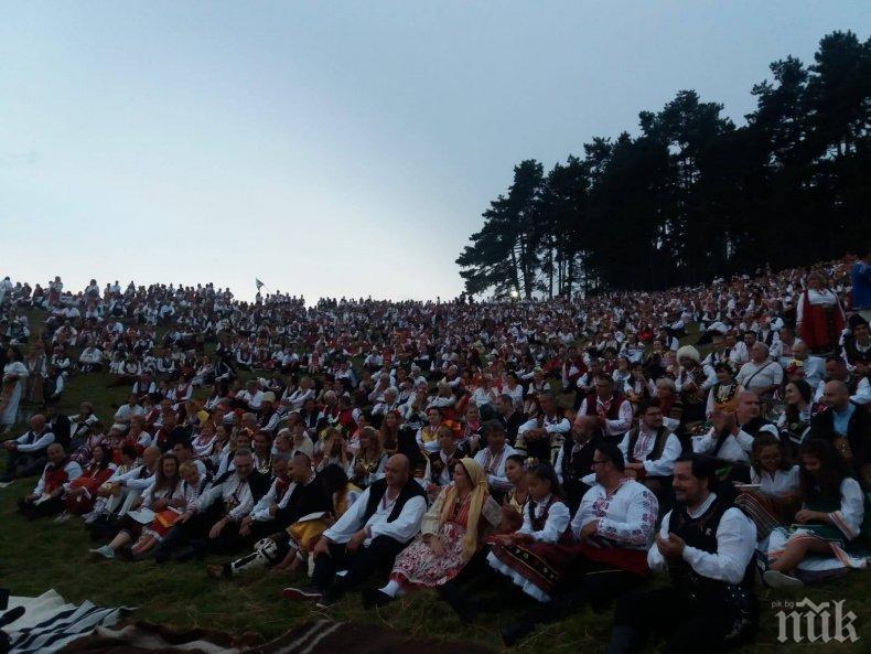 Вход свободен на фестивала на фолклорната носия в Жеравна