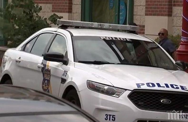 Драмата във Филаделфия: Специалните части измъкнаха двама полицаи, които бяха блокирани със стрелеца, ранил пет души (ВИДЕО)