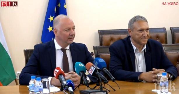 ПЪРВО В ПИК TV! Министърът на транспорта Росен Желязков с горещи новини за шофьорите (ОБНОВЕНА)