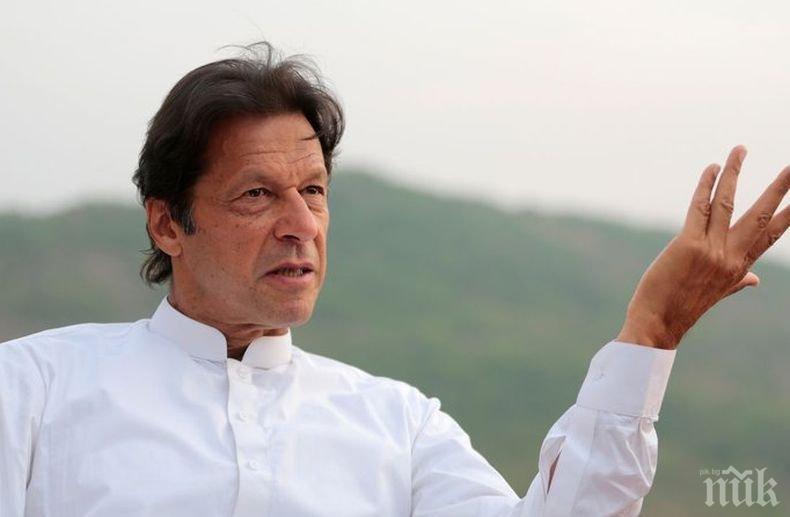 Пакистанският премиер приветства разговорите на Съвета за сигурност на ООН