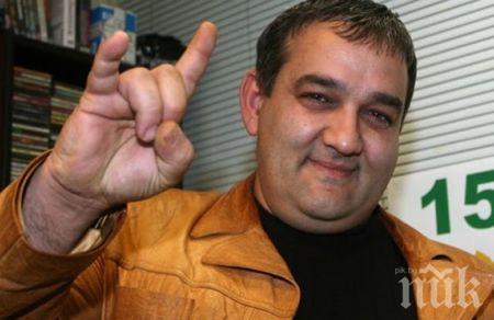 """ТИГРЕ, ТИГРЕ: Радо Шишарката куфее на """"Металика"""" в Букурещ"""