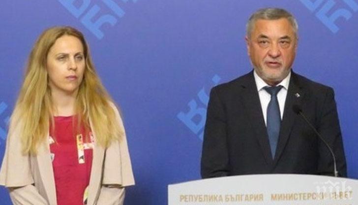 Валери Симеонов да не бута правителството, а да каже за провала на секретарката си без трудов стаж като икономически вицепремиер!