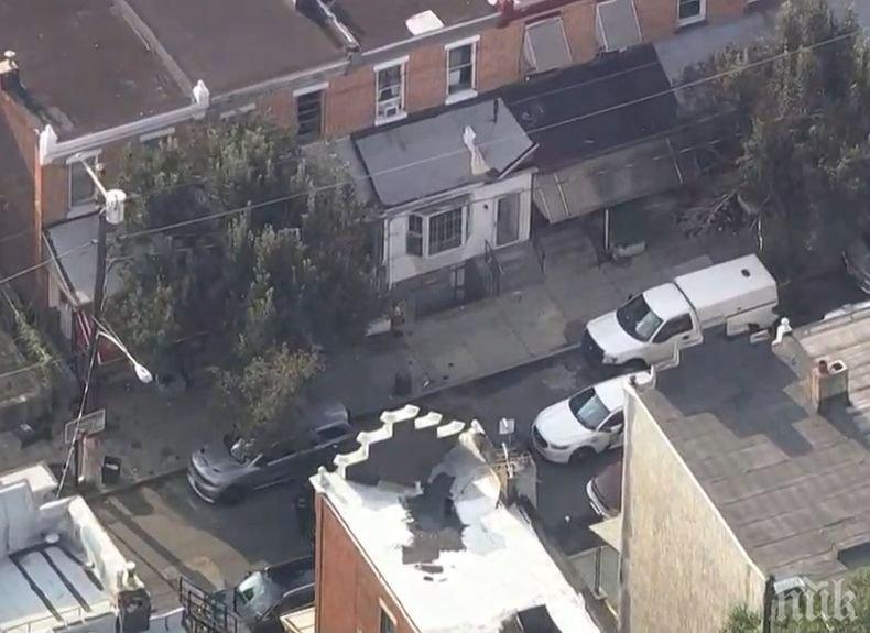 Стрелецът от Филаделфия освободи всички заложници (ВИДЕО)