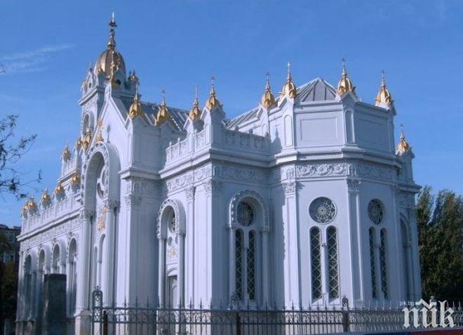 Желязната черква не е опострадала сериозно от пороя в Истанбул
