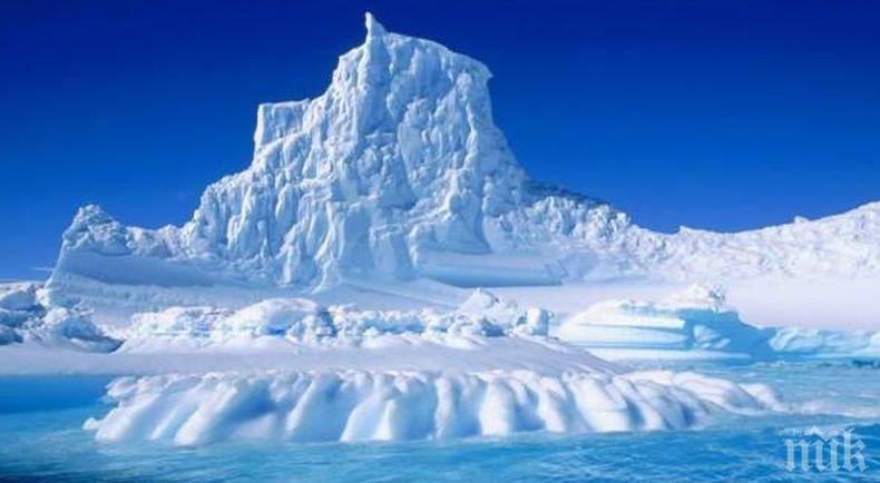 Самолет на Военновъздушните сили на Аржентина се приземи принудително на Антарктида