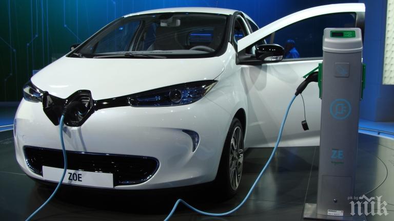Предложение: Електрическите автомобили - със зелени табели