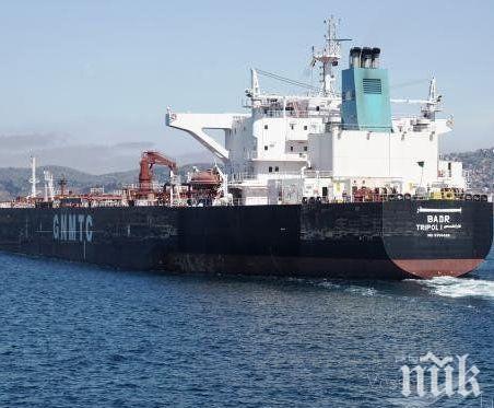 """Иран: Танкерът """"Грейс 1"""" ще отплава от Гибралтар в неделя вечерта"""