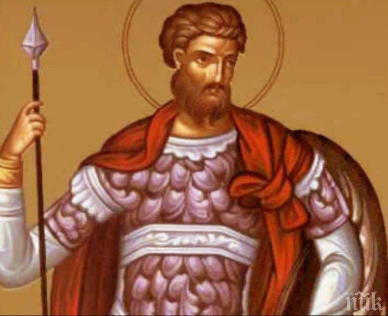 ВЯРА: Убили свети Андрей и войниците му, но на мястото на смъртта им станало необикновено чудо