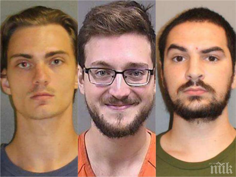 В САЩ заловиха трима, готвели масови убийства