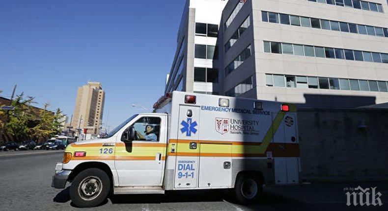 Ранените полицейски служители при стрелбата във Филаделфия се увеличиха до шестима (ВИДЕО)