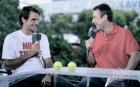 Виландер с любопитни думи за Федерер