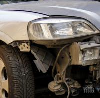 Пиян шофьор предизвика катастрофа във Варна, токсикологията не му се размина