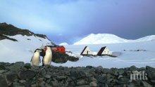 СЕНЗАЦИОННА НАХОДКА: Откриха прах от звездни експлозии в снега на Антарктида