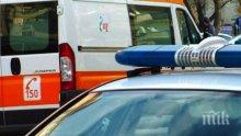 ТРАГЕДИЯ ВЪВ ВРАЦА: Младо момиче скочи от висок блок и падна върху покрива на автомобил (СНИМКИ)