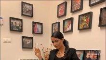 РЕЗИЛ: Изловиха бременното гадже на Криско да пие вино