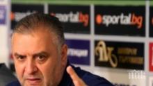 Димитър Ангелов-Дучето отсече: Ще бъда пак на...