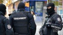 СПЕЦАКЦИЯ: Жандармерия и полиция окупираха Козлодуй