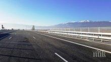 Село иска стена заради шум от магистралата