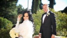 Съпругът-милионер на Цеци Красимирова лъсна върху корема й
