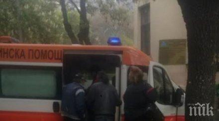 ШОК В ПЕТРИЧ: Шивачка падна и издъхна на улицата