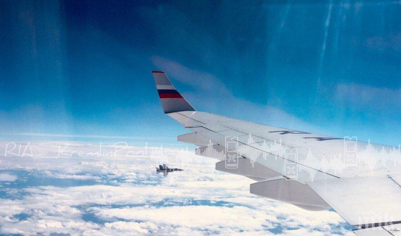 ПРОВОКАЦИЯ: Турски изтребители нарушиха въздушното пространство на Гърция