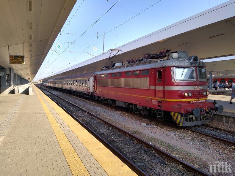 ПЪРВО В ПИК: БДЖ съвсем го закъса - ползва сръбски вагони за пътнически влак до София