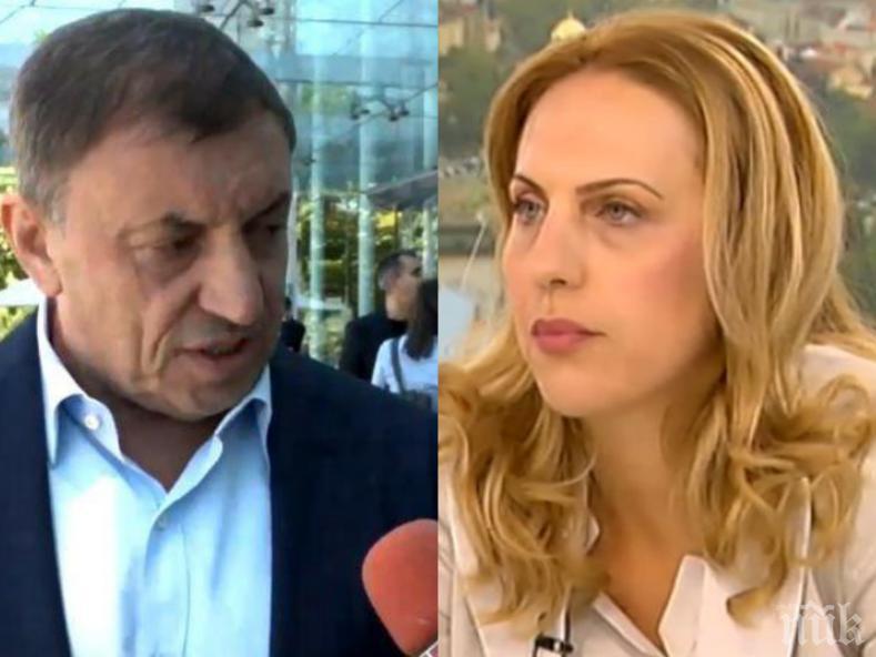 САМО В ПИК TV: Алексей Петров застана зад Марияна Николова (ОБНОВЕНА)