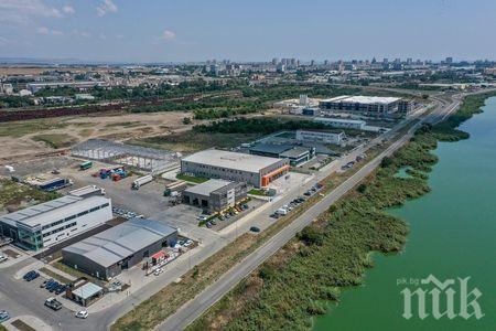 Индустриалният парк в Бургас се разраства! Още две чуждестранни компании избраха морския град (СНИМКИ)