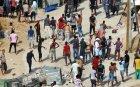 Убиха момче от Афганистан в бежански лагер