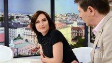 ОТНОВО НА ЕКРАН: Ани Цолова се завръща в телевизията? Води преговори с Би Ти Ви