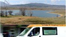 СТРАШНА ТРАГЕДИЯ: Бащата на известен български футболист се удави в язовир край Кюстендил