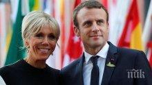 Макрон скочи срещу президента на Бразилия, обидил съпругата му заради възрастта й