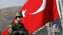 Турция ликвидира 24-ма кюрдски бойци по въздух
